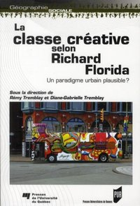 Classe creative selon richard florida