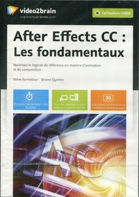 After Effects CC - Les fondamentaux