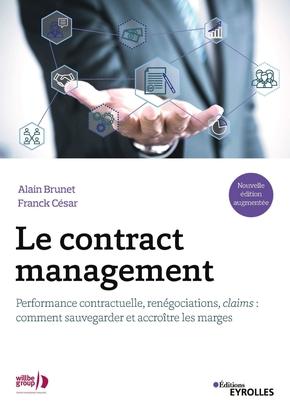 A.Brunet, F.César- Le contract management