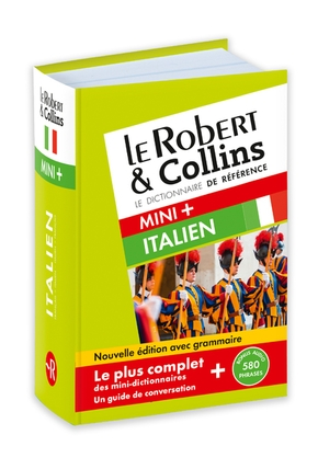 Robert & collins mini+ italien ne
