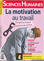 Sciences humaines n 308 la motivation au travail - octobre 2018
