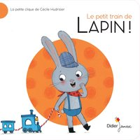 Le petit train de lapin !
