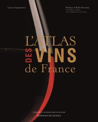 L'atlas des vins de France 2018