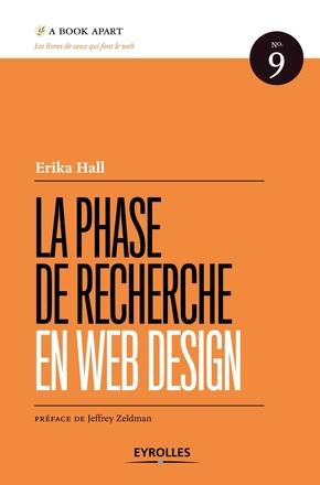 Hall, Erika- La phase de recherche en web design