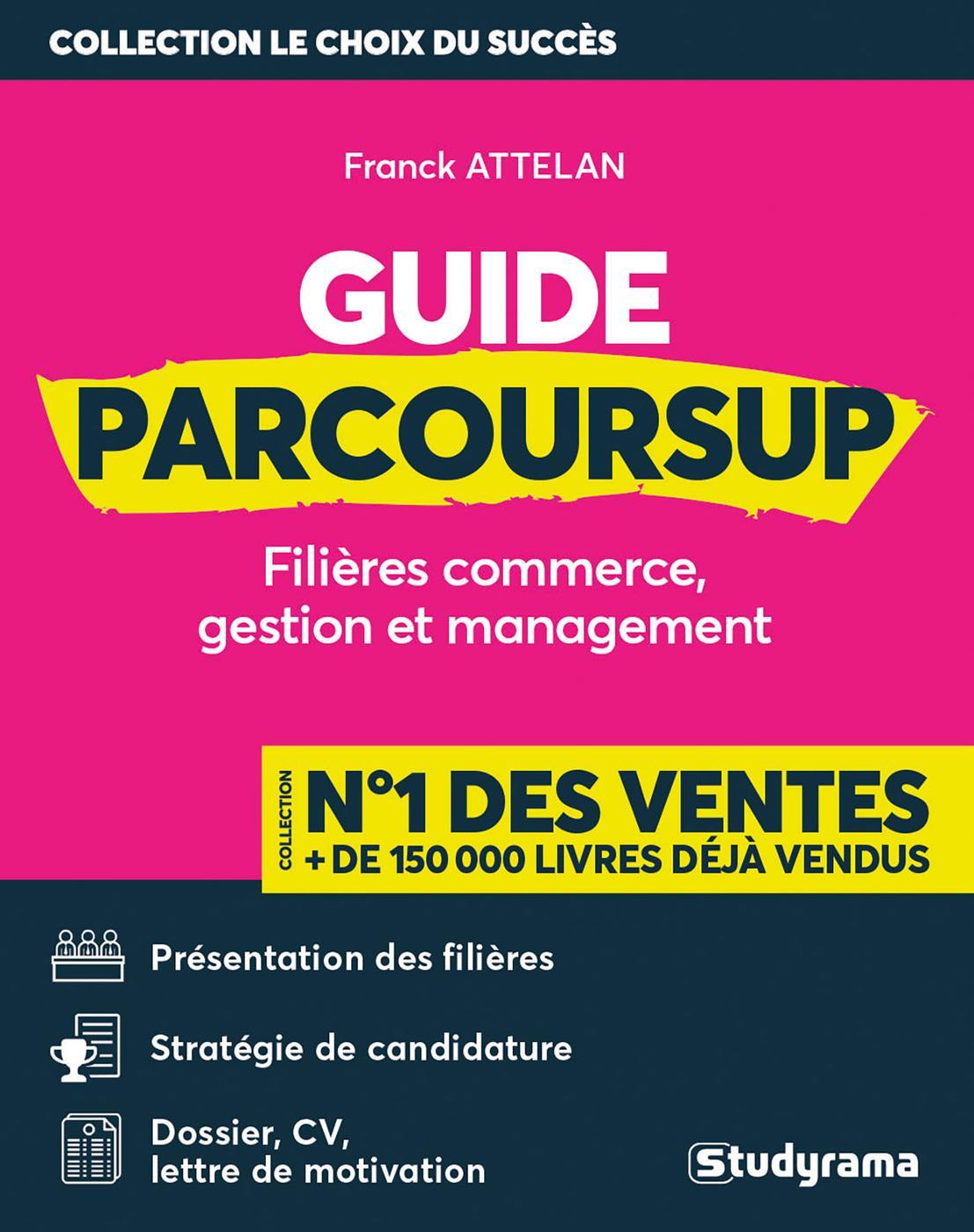 Guide Parcoursup Filieres Commerce Gestion Et Management