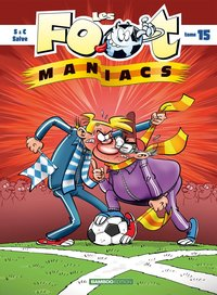 Les footmaniacs - Tome 15