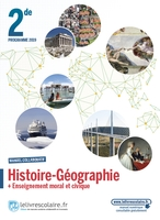 Histoire geographie 2nde, edition 2019