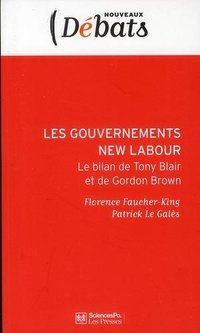 Les gouvernements New Labour