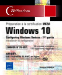 Windows 10 - Installation et configuration