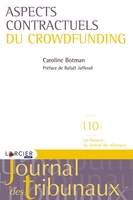 Aspects contractuels du crowdfunding