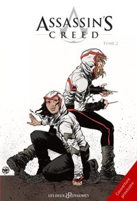 Assassin's creed comics - Tome 02