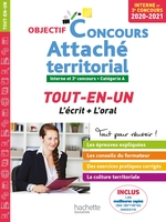 Attaché territorial - Tout-en-un
