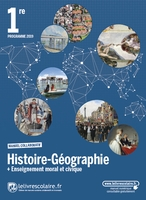 Histoire geographie 1re, edition 2019