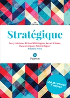 Strategique 11e edition + mylab