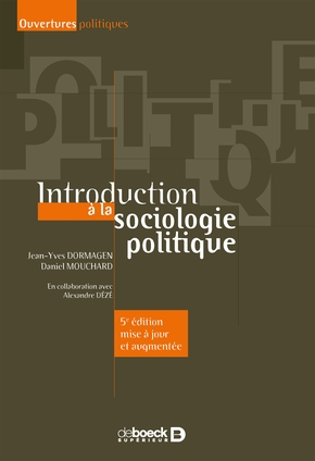 Introduction à la sociologie politique
