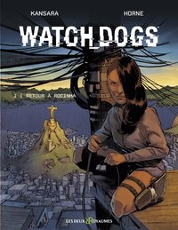 Watch dogs - Tome 01