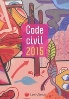 Code civil - 2015 - Jaquette Sickboy