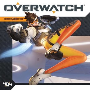 Overwatch - Calendrier 2018