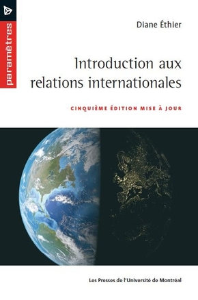 Introduction  aux relations internationales 5ed