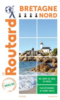 Guide du routard bretagne nord 2021/22