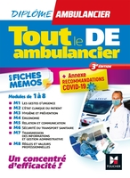 Tout le DE - Ambulancier