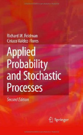 APPLIED PROBABILITY STOCHASTICPROCESSES  - 02/2010