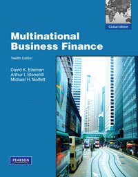 Multinational business finance : global edition ed 12