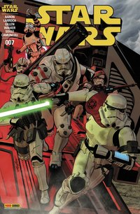 Star wars n°7 (couverture 1/2)