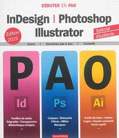 InDesign, Photoshop et Illustrator