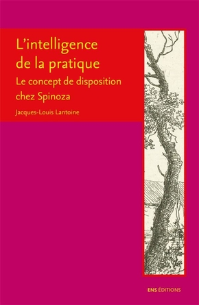L'intelligence de la pratique - le concept de disposition chez spinoza