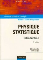 Physique statistique - Introduction