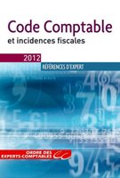 Code comptable et incidences fiscales