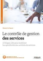Ronan Le Saout - Le contrôle de gestion des services