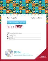 Baddache, Farid ; Leblanc, Stephanie - Les fiches outils de la RSE