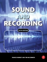 SOUND AND RECORDING AN INTRODUCTION 6ED