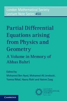 London mathematical society lecture note series: series number 450: partial differential equations a