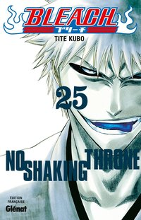 Bleach - Volume 25 - No shaking Throne