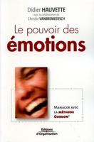 Didier Hauvette, Christie Vanbremeersch - Le pouvoir des émotions