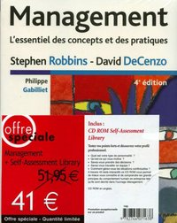 Comportements humains et management + CD-Rom Self Assesment Library