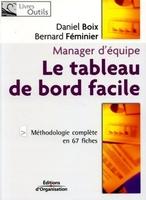 Daniel Boix, Bernard Féminier - Le tableau de bord facile