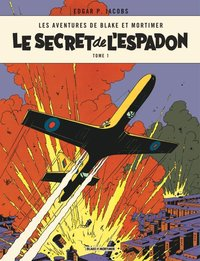 Le secret de l'Espadon - Tome 1 - La poursuite fantastique