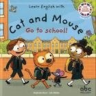 Learn english with cat and mouse - go to school