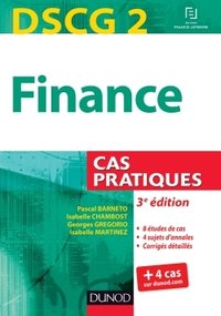 Dscg 2 - finance - 3e édition