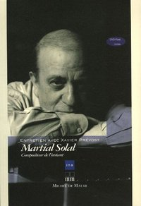 Martial solal (+ dvd rom)