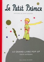 Le petit prince - Le grand livre pop-up