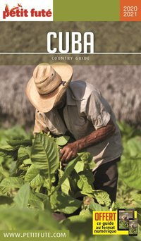 Guide petit fute ; country guide ; cuba (édition 2020/2021)