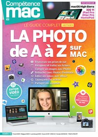 La photo de A à Z sur Mac