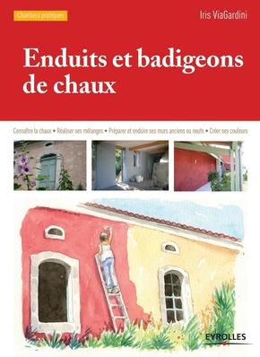 Iris ViaGardini- Enduits et badigeons de chaux