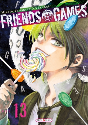 Friends games - Tome 13