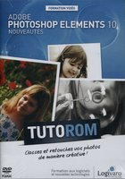 Tutorom Adobe Photoshop Elements 10 - Nouveautés
